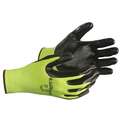 J. J. Keller™ SAFEGEAR™ Nitrile Cut Level A2 Gloves (015899)