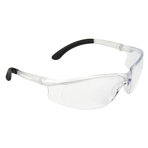 J. J. Keller™ SAFEGEAR™ Safety Glasses with Rubber Tips (015904)