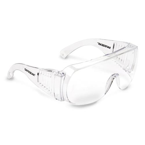 J. J. Keller™ SAFEGEAR™ Over-The-Glasses Safety Glasses (015913)