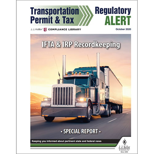 Special Report - IFTA-IRP Recordkeeping (011623)