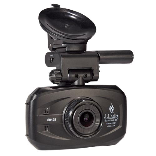 J. J. Keller® HD Dash Cam III (017276)