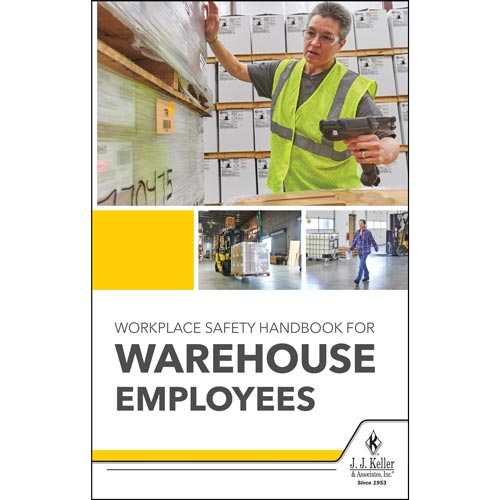 Workplace Safety Handbook for Warehouse Employees (016055)