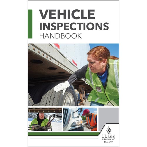 Vehicle Inspections Handbook (017073)