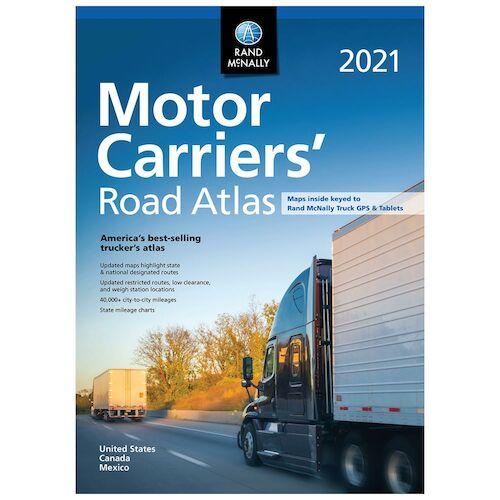 Rand McNally Motor Carriers Road Atlas (03941)
