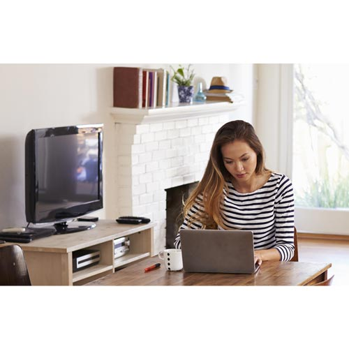 How to Work from Home Effectively - Online Training Course (017187)