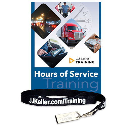 Hours of Service Training - USB Program (017408)