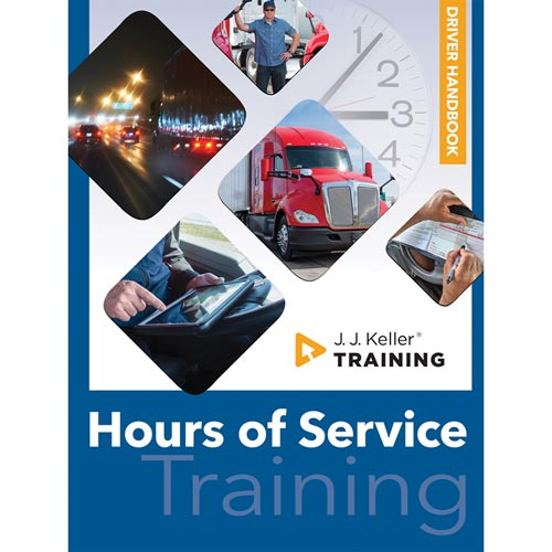 Hours of Service Training - Driver Handbook (017409)