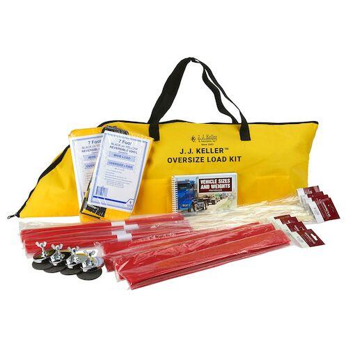 Oversize Load Supplies Kit (017490)