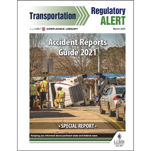 Special Report - Accident Reports Guide 2021 (017585)
