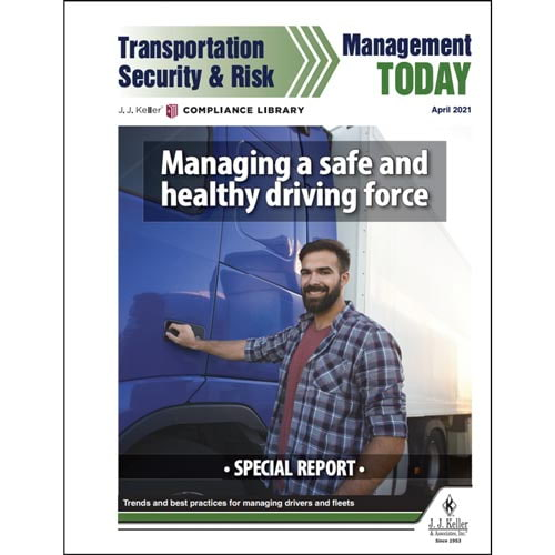 Special Report - Managing a Safe and Healthy Driving Force (017587)