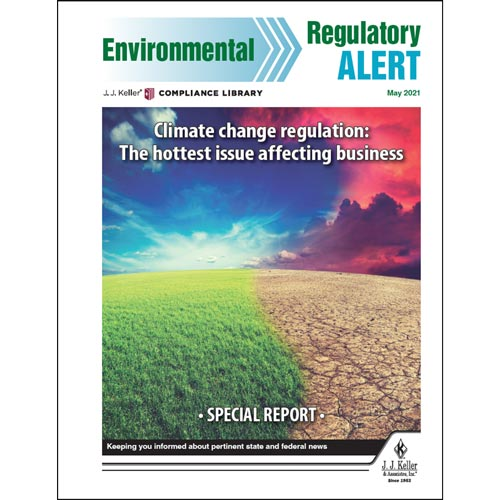 Special Report - Climate Change Regulation: The Hottest Issue Affecting Business (017588)
