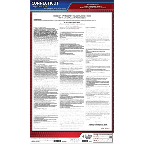 Connecticut Industry-Specific Wage Orders (04931)