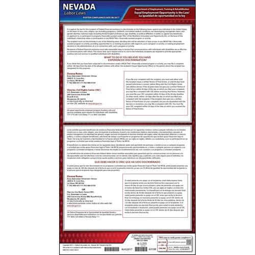 Nevada EEO Poster (04954)