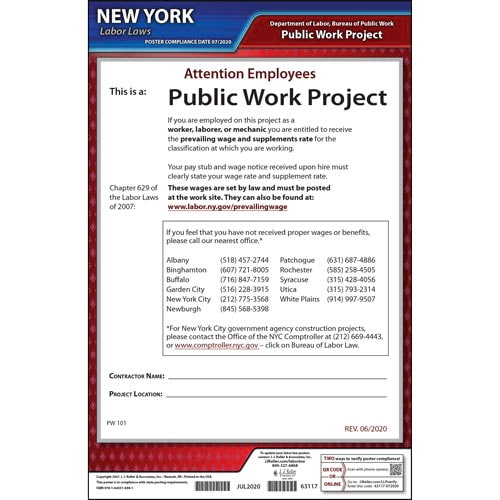 New York Public Work Project Poster (04961)