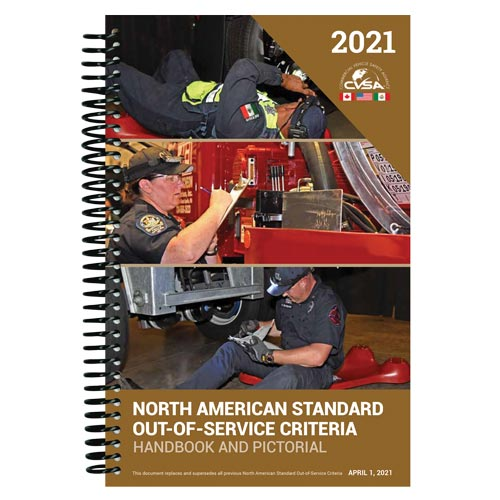 North American Standard Out-of-Service Criteria Handbook and Pictorial Edition (01979)