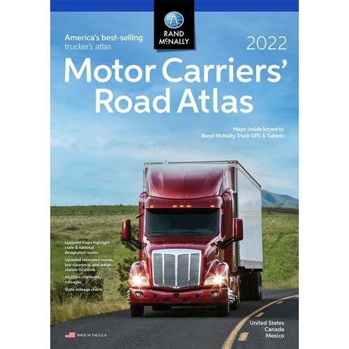 Rand McNally Motor Carriers' Road Atlas (03941)