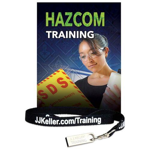HazCom Training - USB Program (018222)