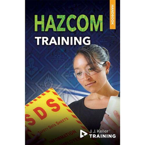 HazCom Training - Employee Handbook (018224)