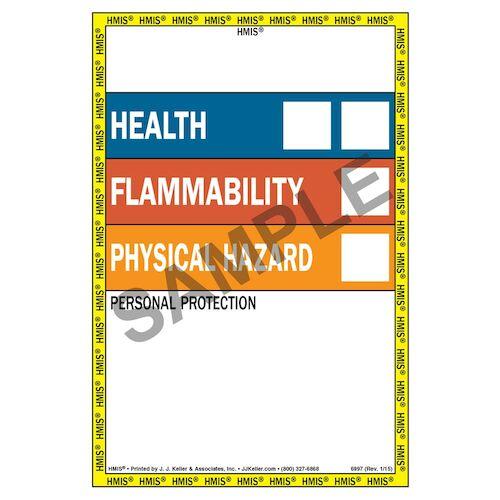HMIS® III Labels (09464)