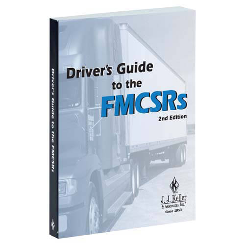Drivers Guide To The FMCSRs (01325)