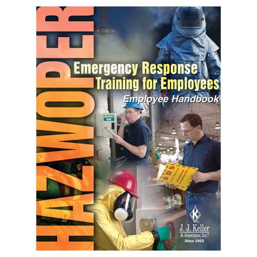 HAZWOPER Emergency Response Training for Employees - Employee Handbook (00283)