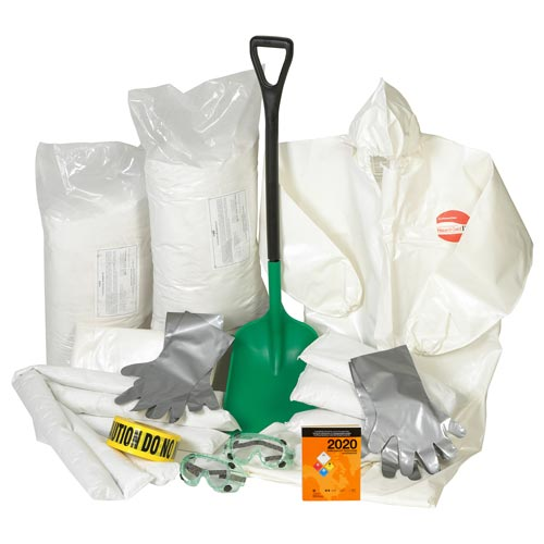 Universal Spill Clean-Up Kit w/85-Gallon Salvage Drum (01798)