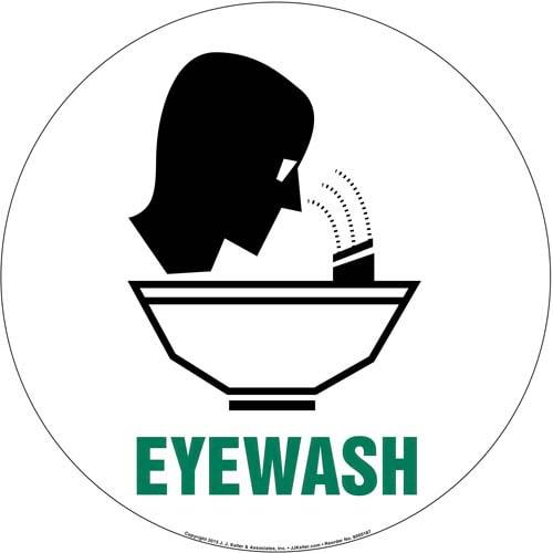 Eyewash Sign (09992)