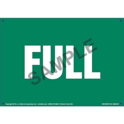 Full Sign (010054)