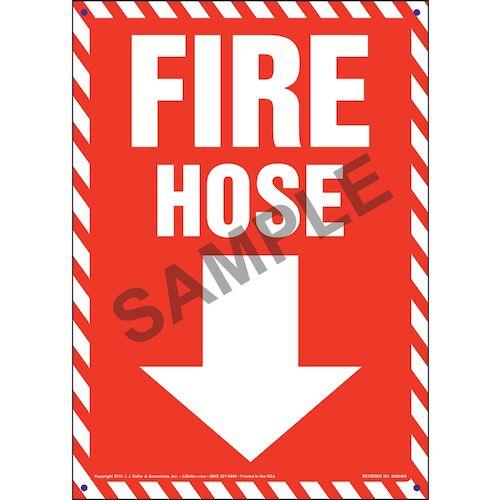 Fire Hose Sign (011722)