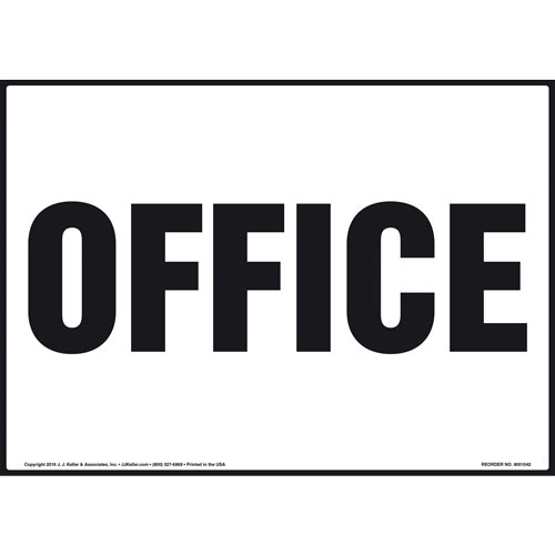 Office Sign (011080)