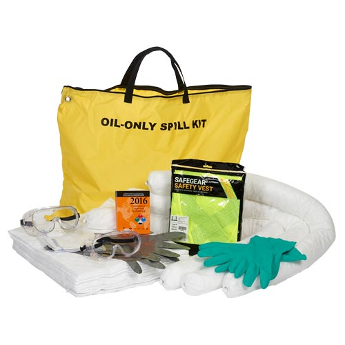 Deluxe Truck Spill Kit - Oil-Only (01116)