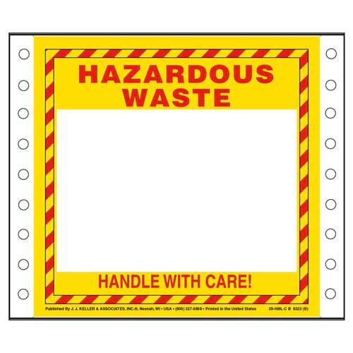 Ambitious image pertaining to free printable hazardous waste labels