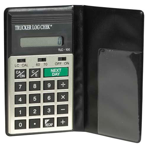 Trucker Log Chek™ Calculator (01598)