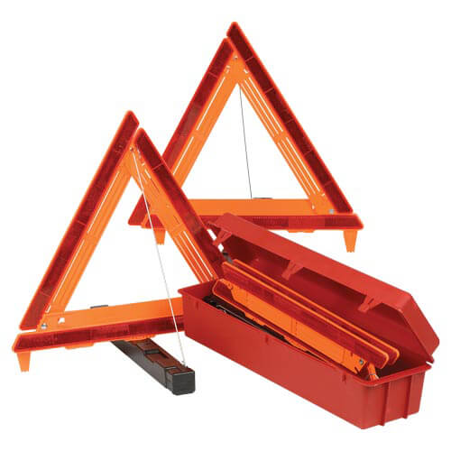 Emergency Warning Triangles (01613)