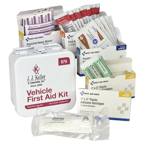 Truck First-Aid Kit (01607)