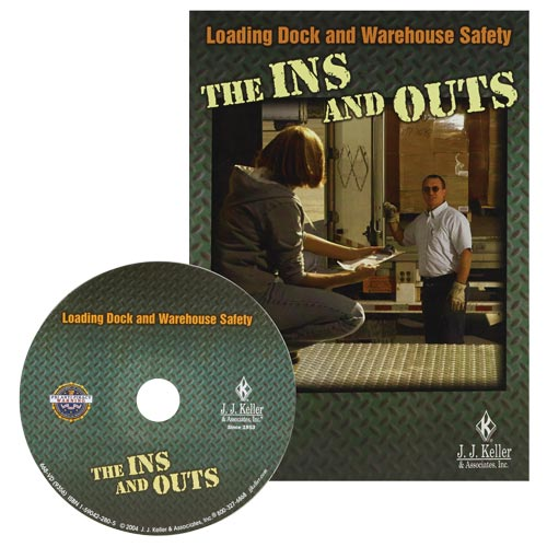 Loading Dock and Warehouse Safety - The Ins and Outs - DVD Training (00378)