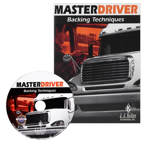 Master Driver: Backing Techniques - DVD Training (01196)