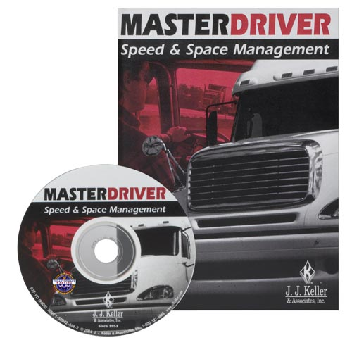 Master Driver: Speed & Space Management - DVD Training (01200)