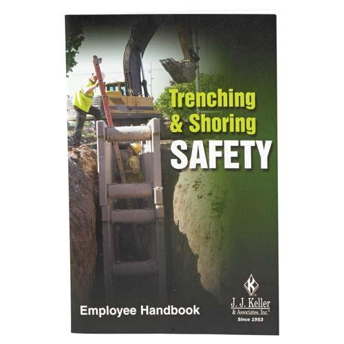 Trenching & Shoring Safety - Employee Handbooks (00352)