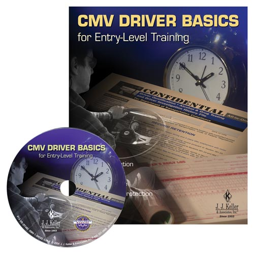 CMV Driver Basics for Entry-Level Training - DVD Program (02708)
