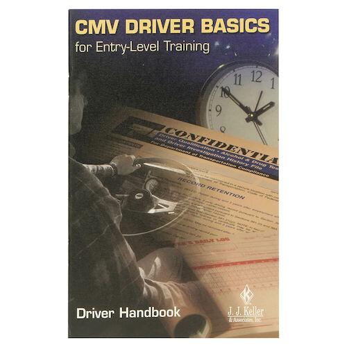 CMV Driver Basics Training Program - Driver Handbook (00821)