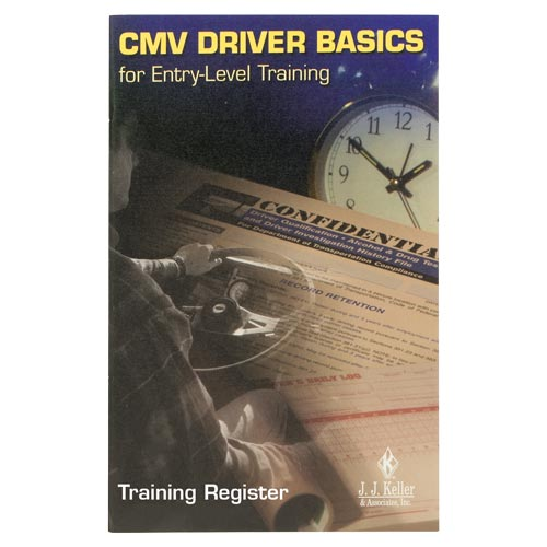 CMV Driver Basics - Training Register (00815)