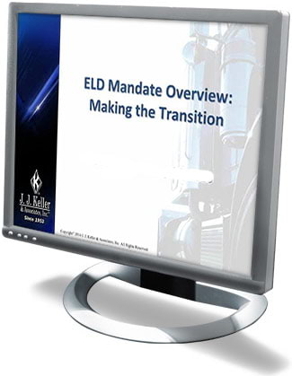 ELD Mandate Overview: Making the Transition Webcast