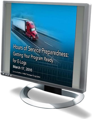 HOS Preparedness: Getting Your Program Ready for ELogs Webcast