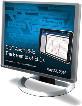 DOT Risks and Benefits of ELDs