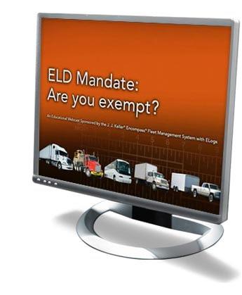 ELD Mandate: Are You Exempt?