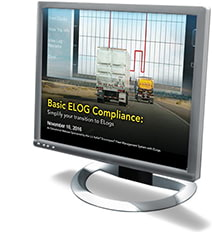 Basic ELog Compliance: Simplify Your Transition to ELogs