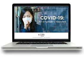 COVID-19: An employer's response Webcast