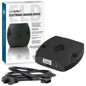 ELD Elog J w// Wiring Harness J Keller Electronic Logging Device