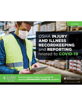 OSHA Recording & Reporting Related to COVID-19
